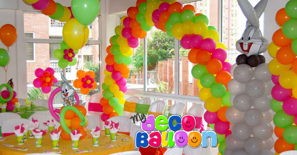 Special occasions logo for Balloon decoration companies