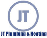 JT Plumbing & Central Heating logo