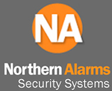 Northern Alarms logo