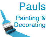 Pauls Painting&Decorating logo