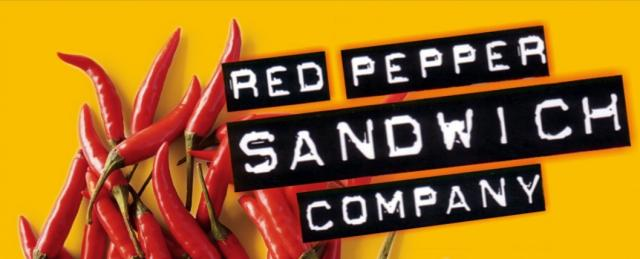 The Red Pepper Sandwich Company Ltd logo