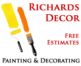 Richards Decor logo